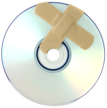mini dvd to digital disc recovery