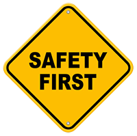 safety at Timeless DVD